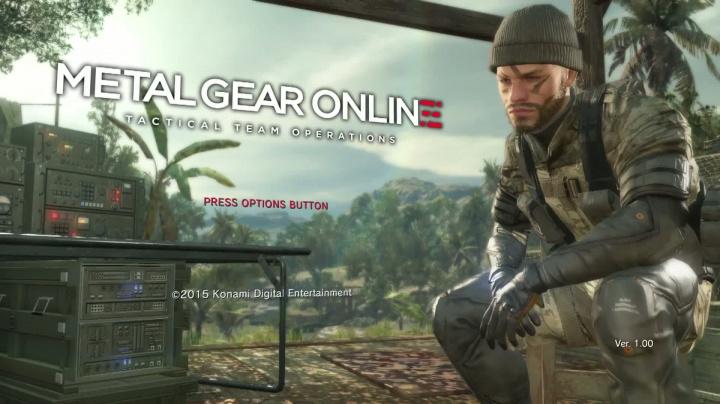 Metal Gear Online - TGS gameplay video