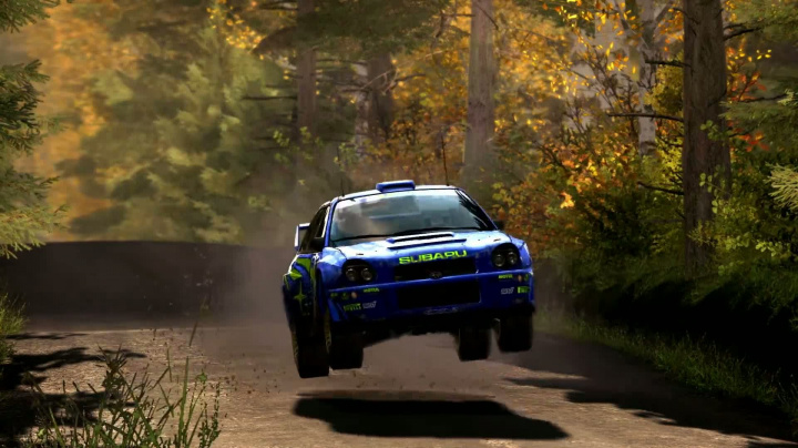 DiRT Rally - Flying Finland trailer