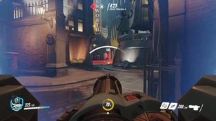 Overwatch - Bastion Gameplay Preview