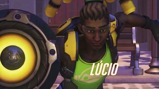 Overwatch - představení Lúcio