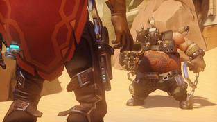 Overwatch - představení Roadhog a Junkrat