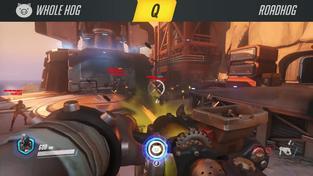 Overwatch - schopnosti Roadhog