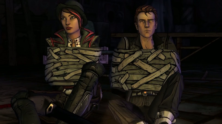 Tales from the Borderlands: The Vault of the Traveler - launch trailer