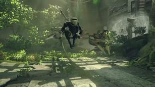 Nier: Automata – Paris Games Week 2015 Reveal