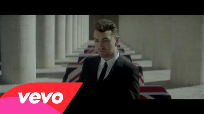 Sam Smith - Writing's On The Wall (from Spectre)