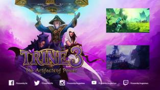 Trine 3: The Artifacts of Power - nový update a level
