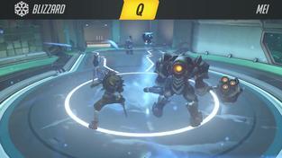 Overwatch - přehled schopností Mei