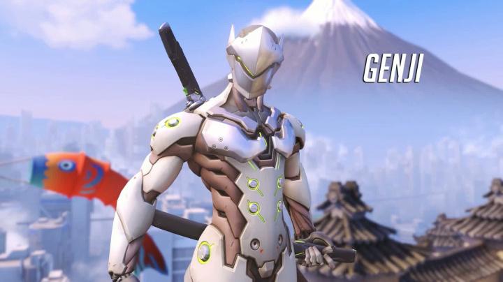 Overwatch - přehled schopností Genji
