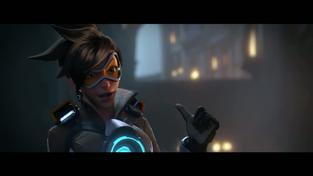 Overwatch - teaser na animované filmečky