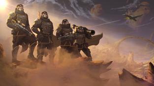 Helldivers - oznámení PC verze