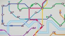 Mini Metro - startovní trailer