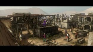 Hard West - startovní trailer