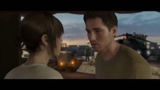 Beyond: Two Souls - PlayStation 4 trailer