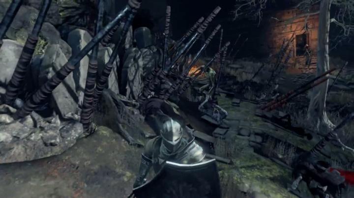 Dark Souls III - gameplay trailer