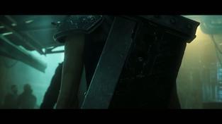 Final Fantasy VII Remake - PSX 2015 Trailer