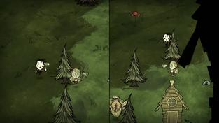 Don't Starve Together: Console Edition - PSX trailer