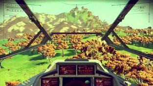 No Man's Sky – PlayStation Experience 2015 trailer