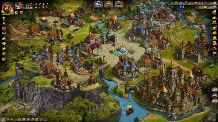 Imperia Online - gameplay trailer 2015