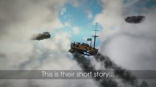 Worlds Adrift - alpha trailer
