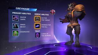 Heroes of the Storm - Greymane