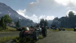 Crossout - Battle Test trailer
