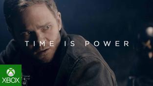 """Quantum Break - """"The Cemetery"""" Trailer"""