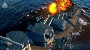 World of Warships - Developer Diaries #11: Team Battles