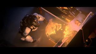 """Overwatch - animovaný filmeček """"Recall"""""""