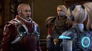 StarCraft II: Nova Covert Ops - Betrayal trailer