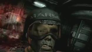 Doom 3 - E3 Trailer (HD)