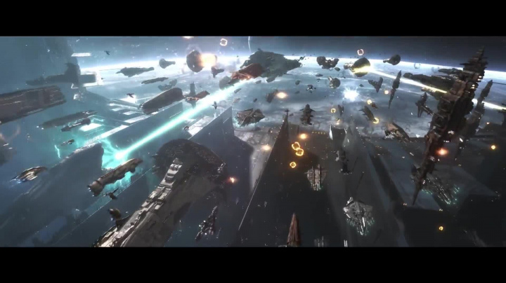 EVE Online - Citadel Cinematic Trailer