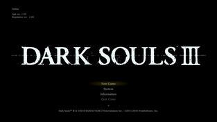 Dark Souls III - videorozbor PC verze