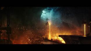 Warcraft - záběry z tvorby triků