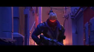 """Overwatch - animovaný filmeček """"Hrdina"""""""