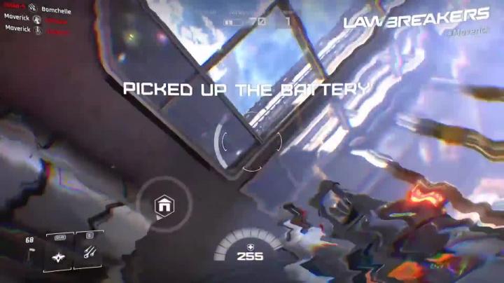 LawBreakers – Killer Verticality #2 – The Vanguard