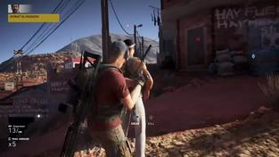Tom Clancy's Ghost Recon Wildlands  - El Pozolero Takedown Mission