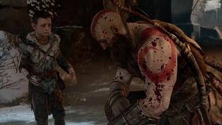 God of War (E3 2016 Gameplay Trailer)