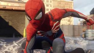 Spider-man - PS4 (E3 2016 Trailer)