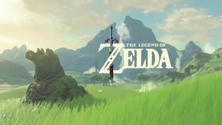 The Legend of Zelda: Breath of the Wild (E3 2016 Gameplay Trailer)