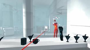 Superhot - odhalení VR verze hry