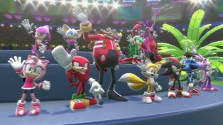 Mario & Sonic at the Rio 2016 Olympic Games - Opening Movie (Wii U)
