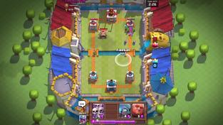 Clash Royale: Gameplay First Look