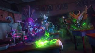 Ghostbusters - startovní trailer