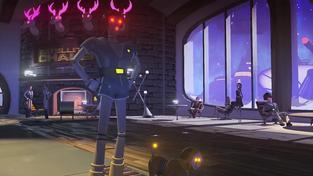 Headlander - příběhový trailer
