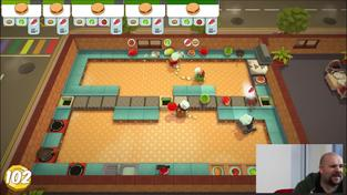 Overcooked – Co-op Chaos trailer
