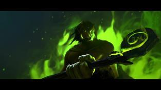 World of Warcraft: Legion - Harbingers - Gul'dan
