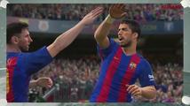 PES 2017 - FC Barcelona Trailer