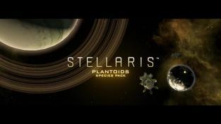 Stellaris: Plantoids Species Pack - trailer