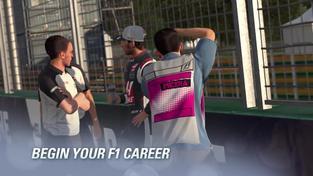 F1 2016 - kariéra