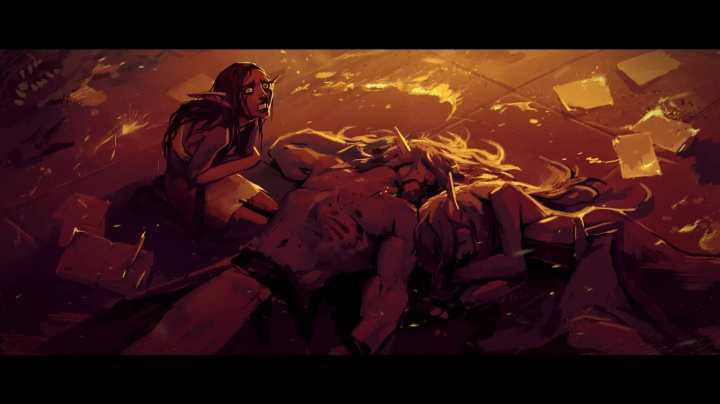 World of Warcraft: Legion - Harbingers - Illidan